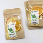 Наклейки для сушеных фруктов