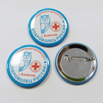 Значки 56 мм для Красного Креста